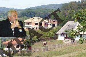 Ungureanu-vila de la Muzeul Satului