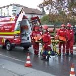 Simulare de cutremur in Ramnicu Valcea