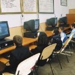 Noduri-internet in scolile din Valcea