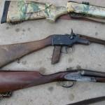 Contrabanda cu arme la Dragasani