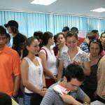 Jumatate din participantii la Bursa, chemati la interviuri de angajare