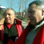 Deputatul Vladoiu i-a plimbat pe primarii PSD din zona Horezu la Parlament