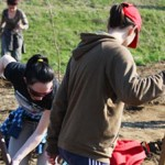 Voluntari din cinci tari promoveaza ecologia la Ramnic