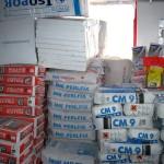 Materiale de constructie pentru locuintele afectate de inundatii