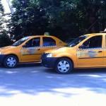30 de taximetristi amendati de politistii valceni