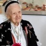 Cetatean de onoare la 102 ani