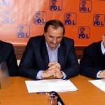 Primarii democrat-liberali, la intalnire cu ministrii si liderii PDL