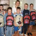 Ghiozdane gratis pentru elevii din clasele primare