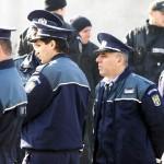 Proteste extreme ale politistilor valceni