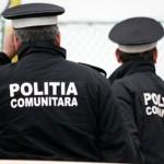Amenzi de 1550 de lei aplicate de politistii comunitari