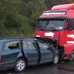 Accident mortal pe DN 7