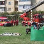 Pompierii valceni organizeaza miercuri Ziua Portilor Deschise