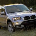 BMW X5, cu acte in neregula, depistat la Dragasani