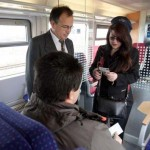 Aproape 100 de calatori fara bilet in trenuri