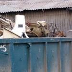 Peste 7,5 tone de fier confiscate de politisti