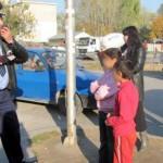 Minori cersetori, ridicati de politistii de la Transporturi feroviare