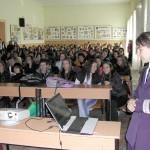 Actiuni preventive in scolile valcene