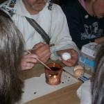 Concurs de incondeiat oua pentru copiii din Valcea