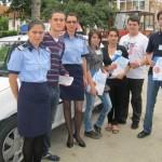 Voluntarii, alaturi de politisti in lupta impotriva infractorilor