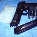 Arma fara autorizatie, la Malaia