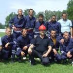 Pompierii din cinci judete se intrec la Valcea