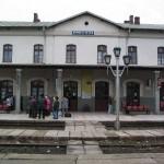 Gara din Valcea, supravegheata video