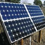 Panouri fotovoltaice la Scundu