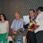 Primarul Gheorghe Serban a fost investit in functie