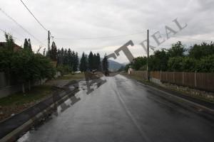 jiblea noua strada asfaltata