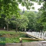 A inceput modernizarea parcurilor balneare din Calimanesti