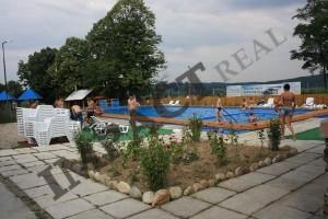 10 - baza de agrement - piscina- gradistea