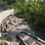 La Glavile, inundatiile din vara anului trecut au saracit comunitatea