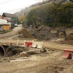 Orasul este amenintat din nou de alunecari de teren