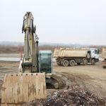 Daniel Musat: Excavarile de pe albia majora a paraului Topolog sunt ilegale
