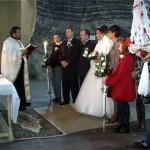 Nunta intr-un munte de sare