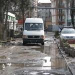 Drumurile din Valcea, ciuruite