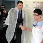 Informatizarea sistemului sanitar, printre obiectivele principale ale Ministerului Sanatatii