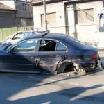 Accident mortal pe DN 7 din cauza neadaptarii vitezei