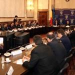 Boc intoarce spatele autoritatilor din Valcea