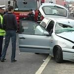 Accident din neatentie