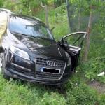 A murit calcat de propria masina