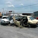 Sapte dintr-o lovitura... intr-un accident in Ramnic