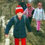 Drumurile, un impediment pentru ca Daestiul sa fie o localitate 100% europeana