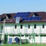 Panourile fotovoltaice vor diminua cheltuiala cu energia electrică
