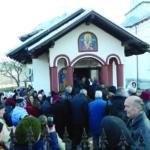 În satul Fumureni a fost construită o bisericuţă nouă